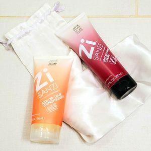 Sanzi Hair Care - Conditioner + Smoothing Creme
